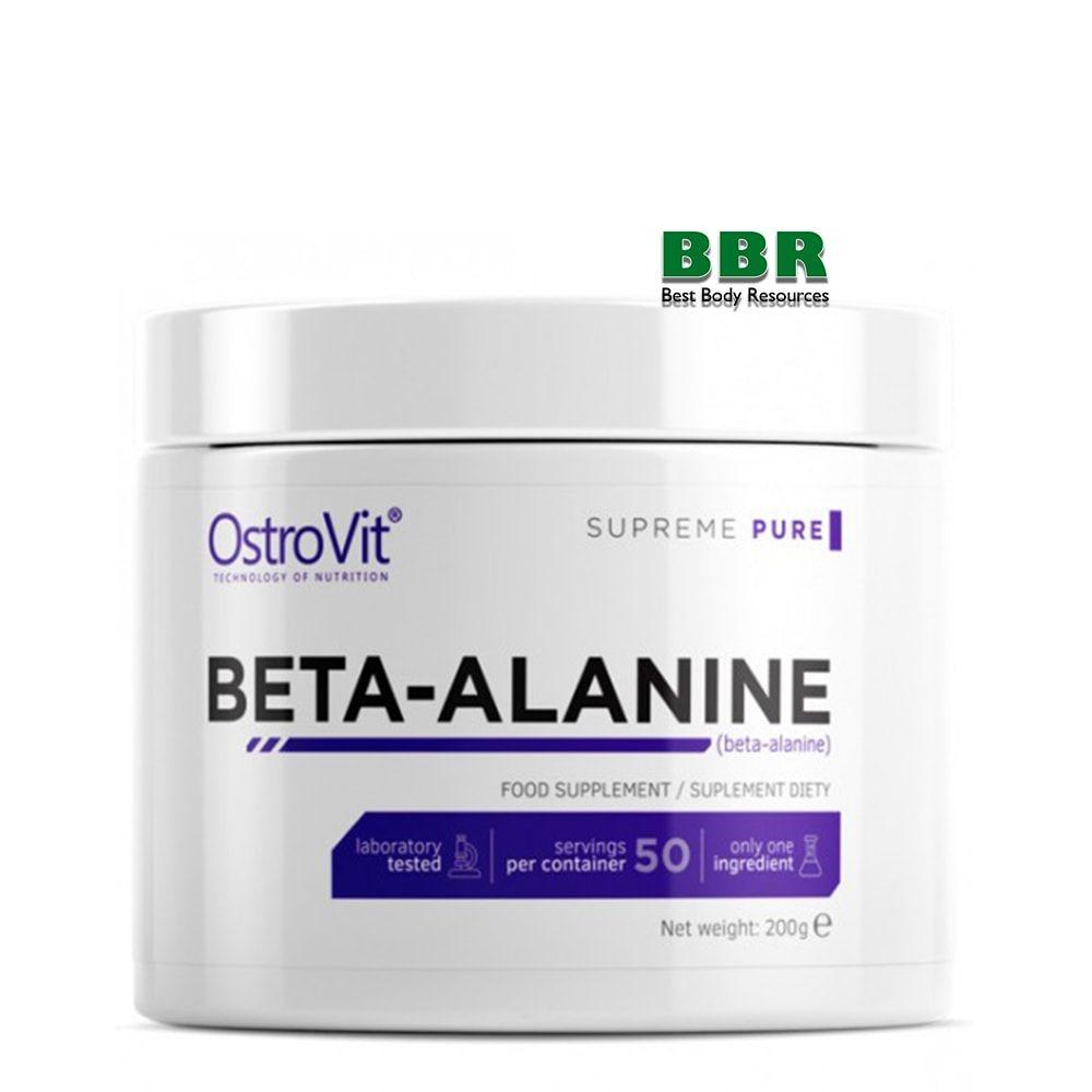 Beta Alanine 200g, OstroVit