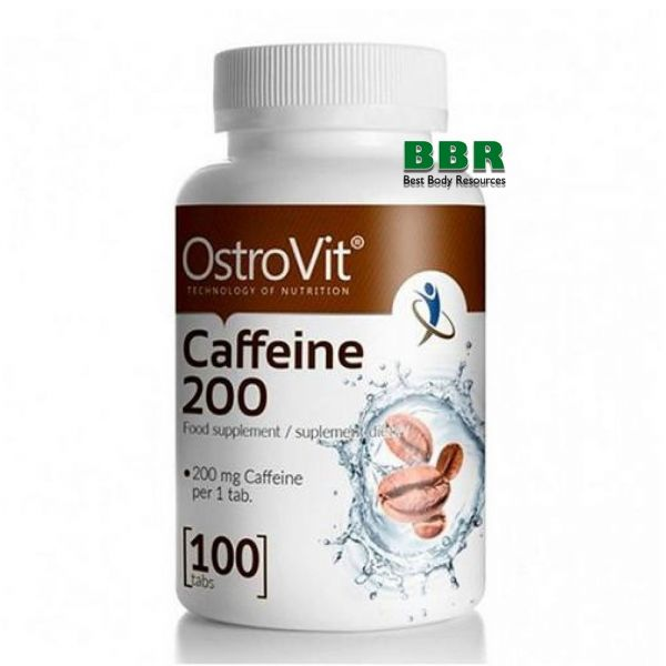 CAFFEINE 100 tab, OstroVit