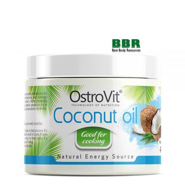 Coconut Oil 400g, OstroVit