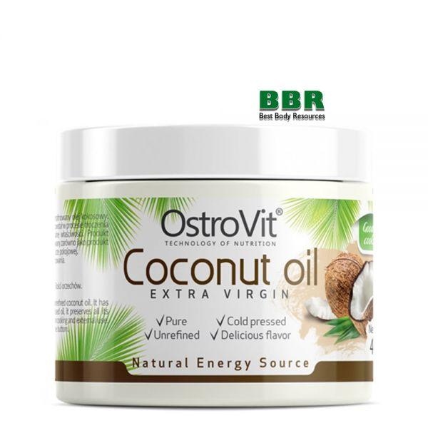Coconut Oil Extra Virgin  400g, OstroVit