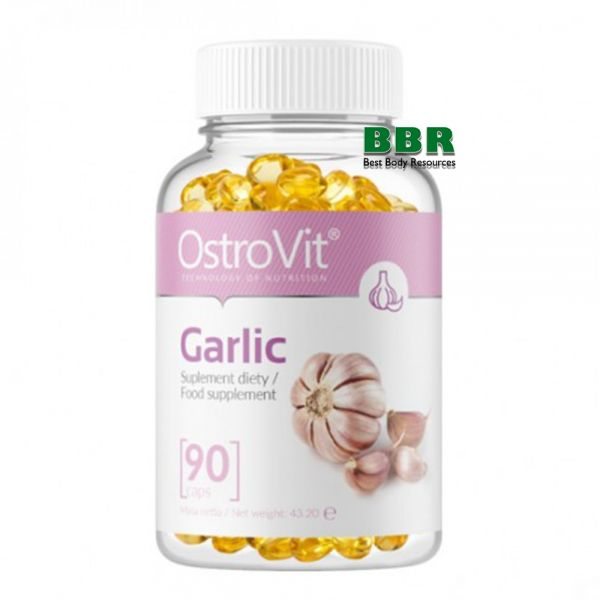 Garlic 90 caps, OstroVit