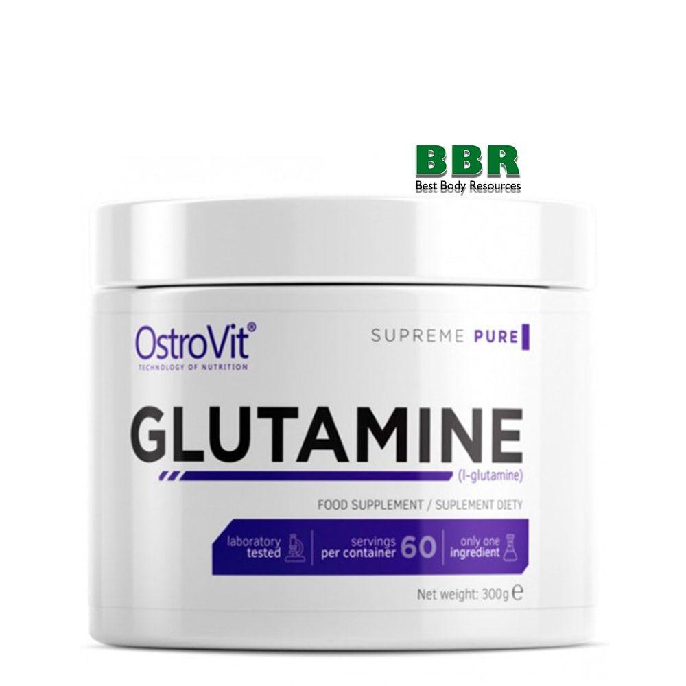 L-Glutamine 300g, OstroVit