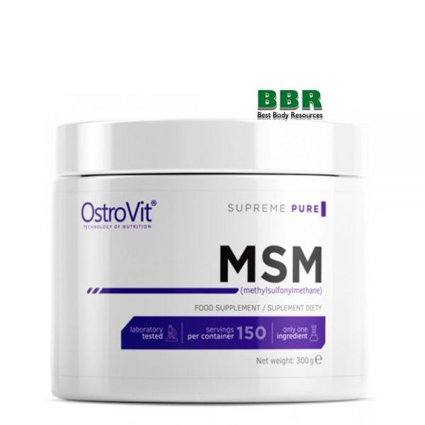 MSM 300g, OstroVit