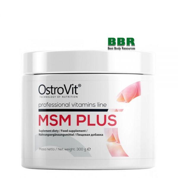 MSM Plus 300g, OstroVit