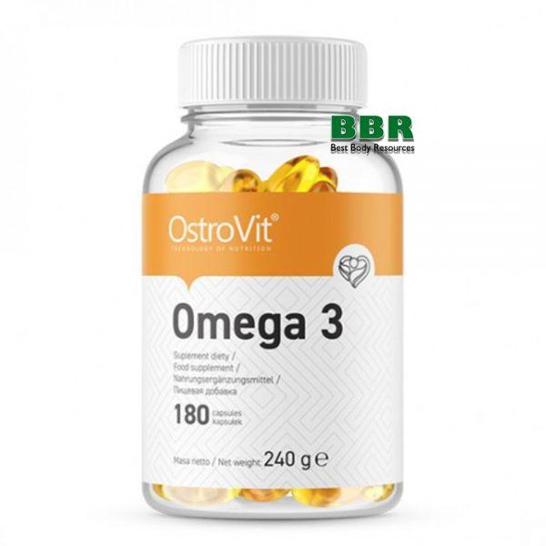 Omega 3 180caps, OstroVit