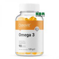 Omega 3 90 Softgels, OstroVit