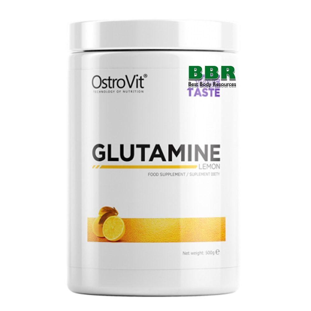 L-Glutamine 500g, OstroVit
