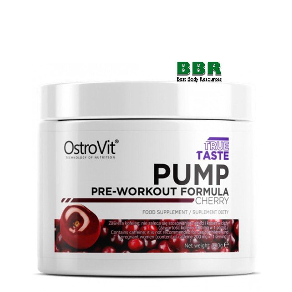 PUMP Pre-Workout Formula 300g, OstroVit