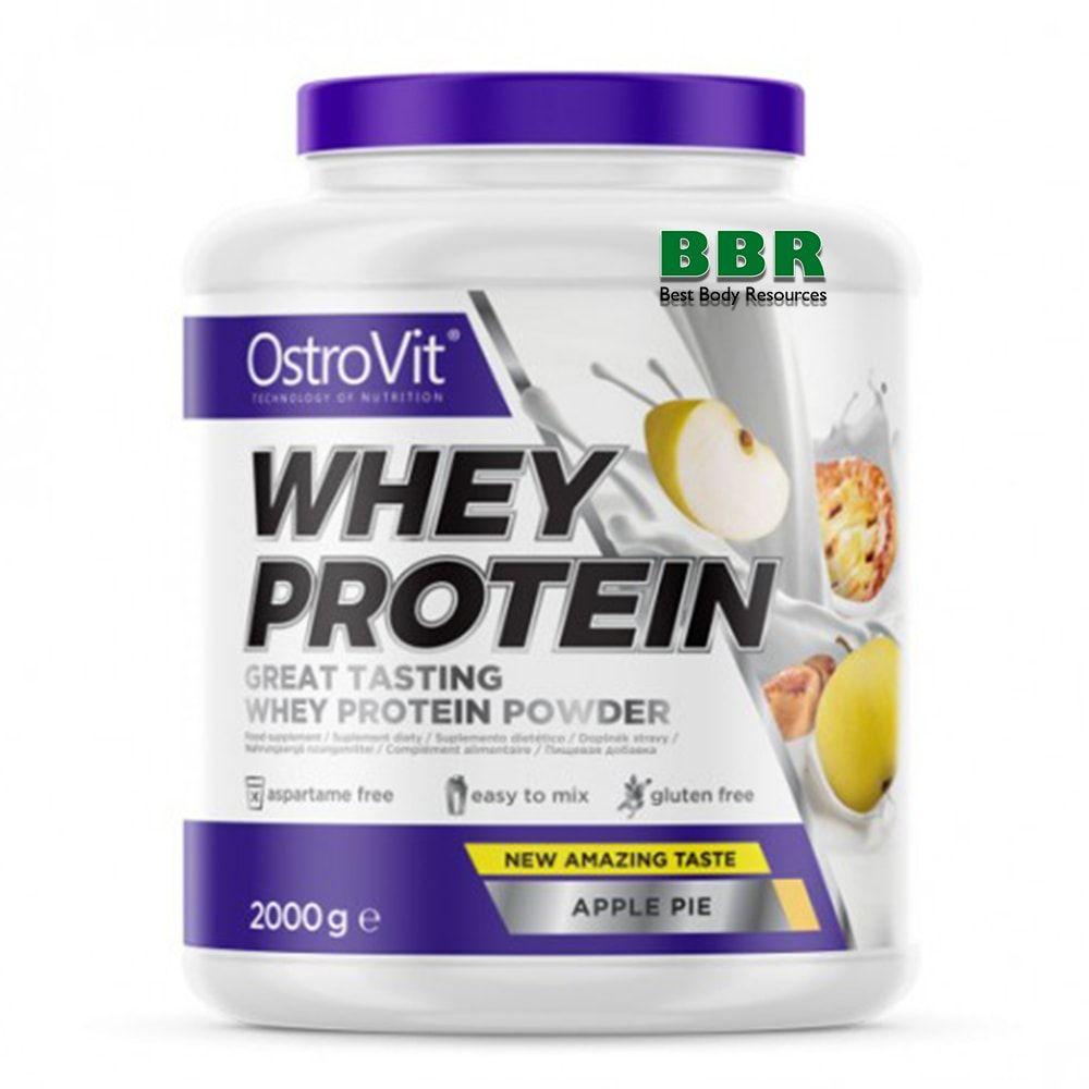 Whey Protein 2000g, OstroVit