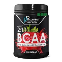 BCAA 500g, Powerful Progress