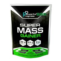 Super Mass Gainer 1kg, Powerful Progress