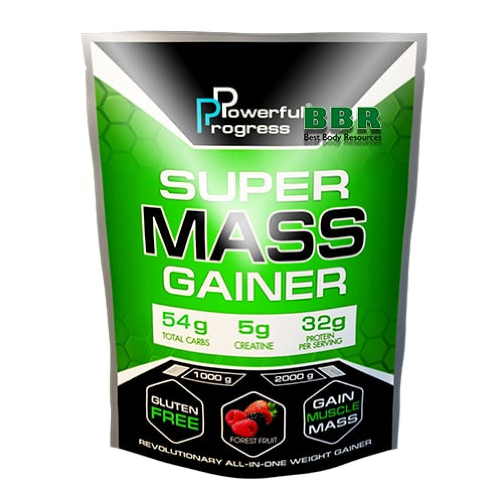 Super Mass Gainer 2kg, Powerful Progress