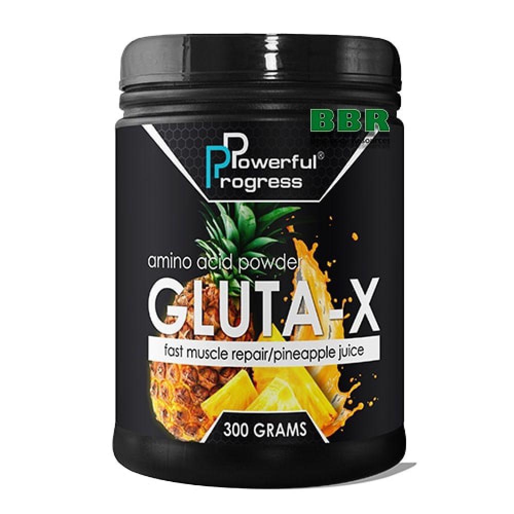 Gluta-X 300g Powerfull Progress