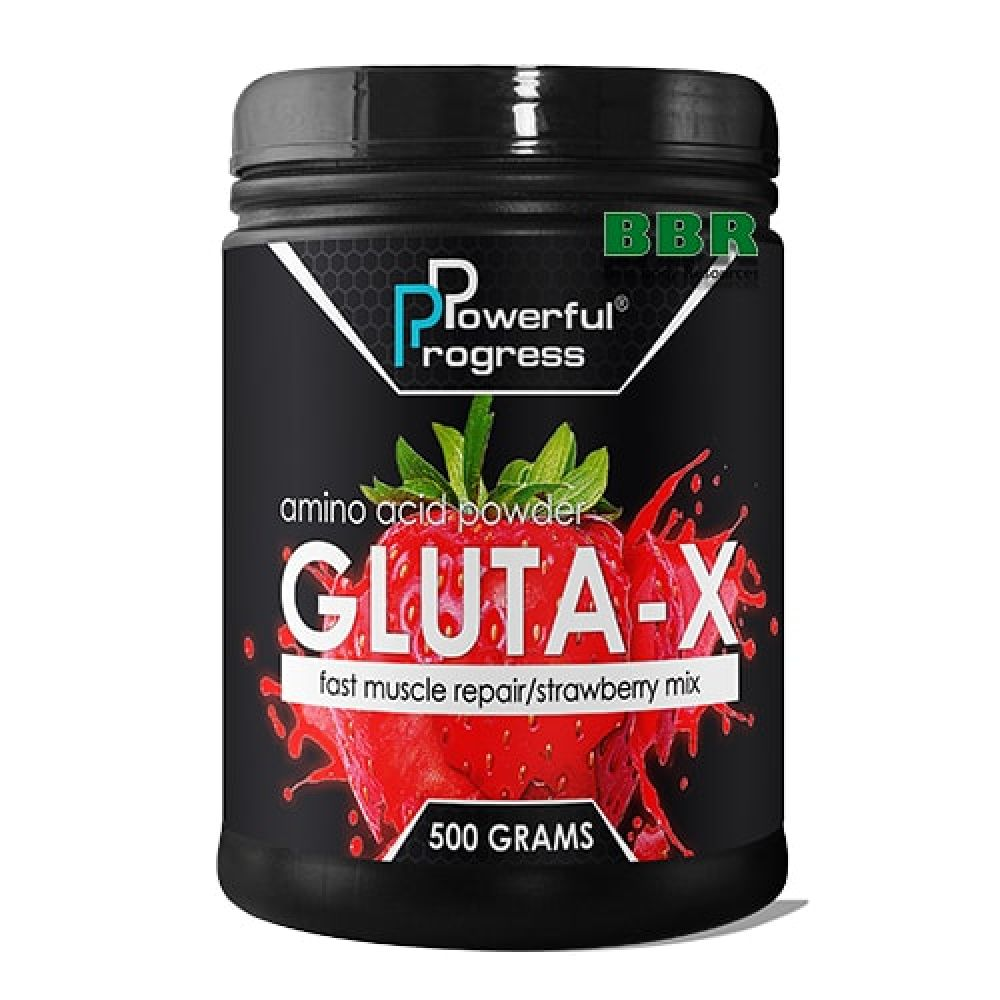 Gluta-X 500g Powerfull Progress