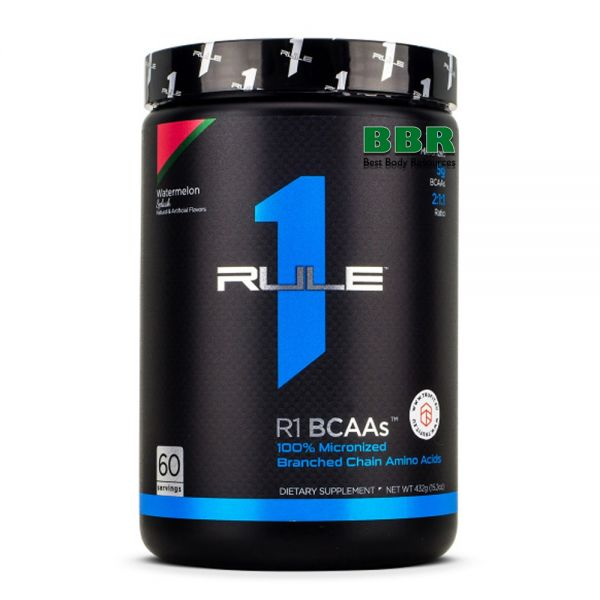 R1 BCAA 444g, Rule One