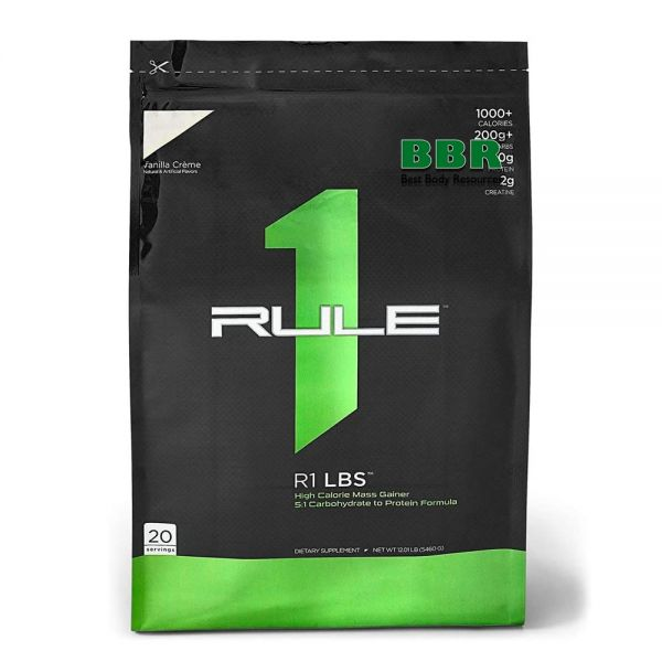 R1 LBS 5,5kg, Rule One