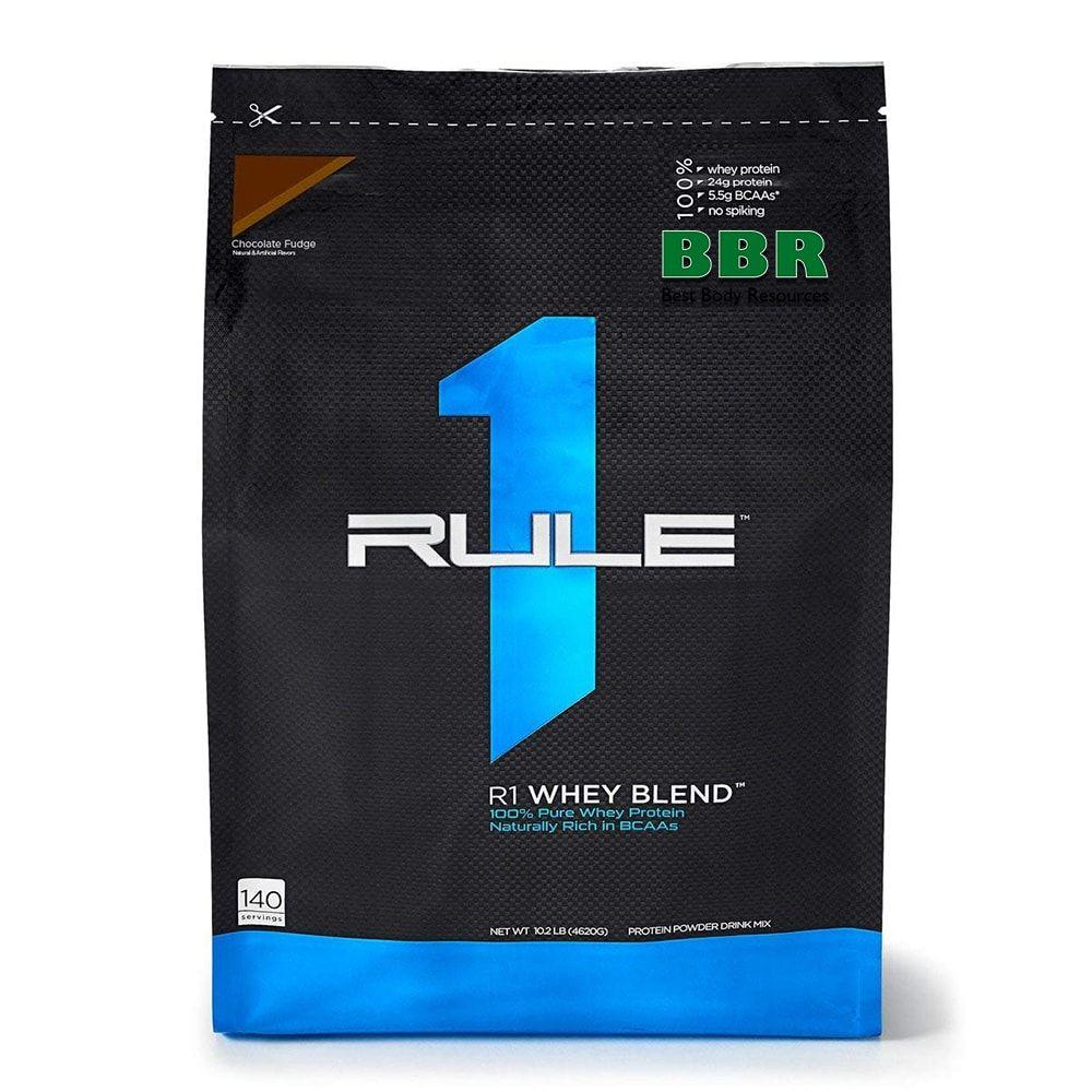 R1 Whey Blend 4,7kg, Rule One