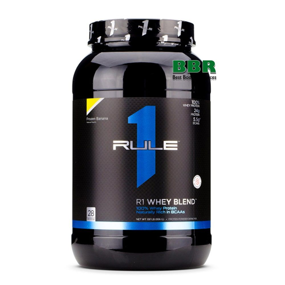R1 Whey Blend 908g, Rule One