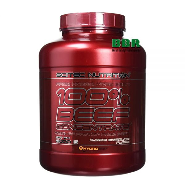Beef Concentrate 2000g, Scitec Nutrition