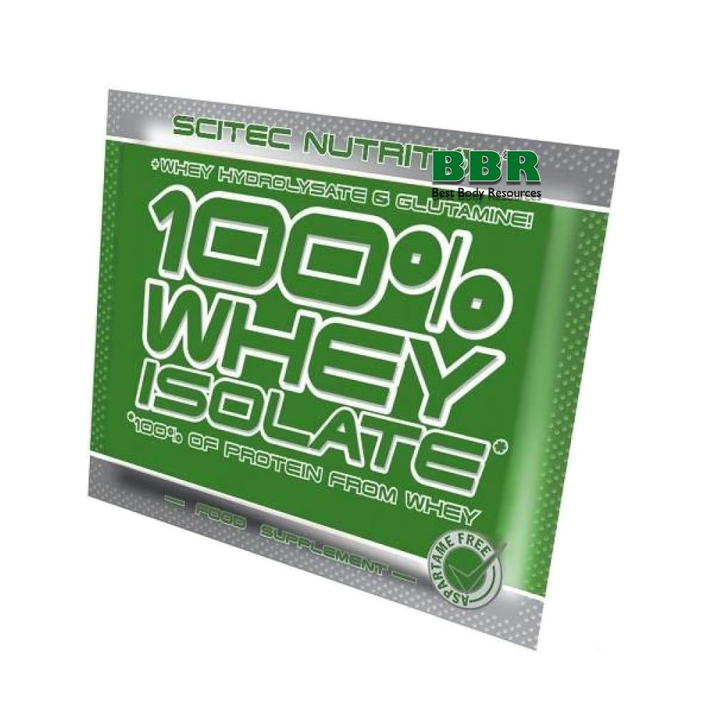 100% Whey Isolate 25g, Scitec Nutrition