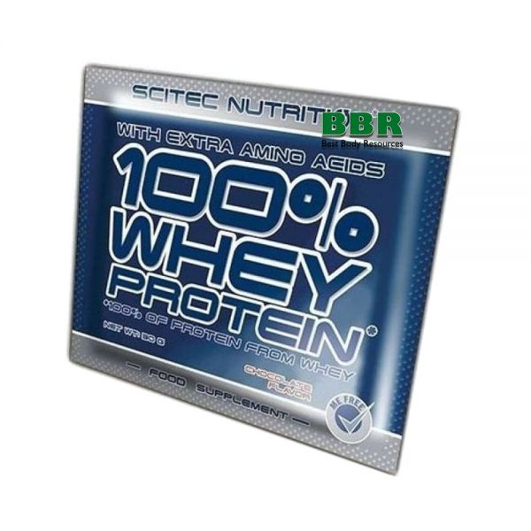 100% Whey Protein 30g, Scitec Nutrition