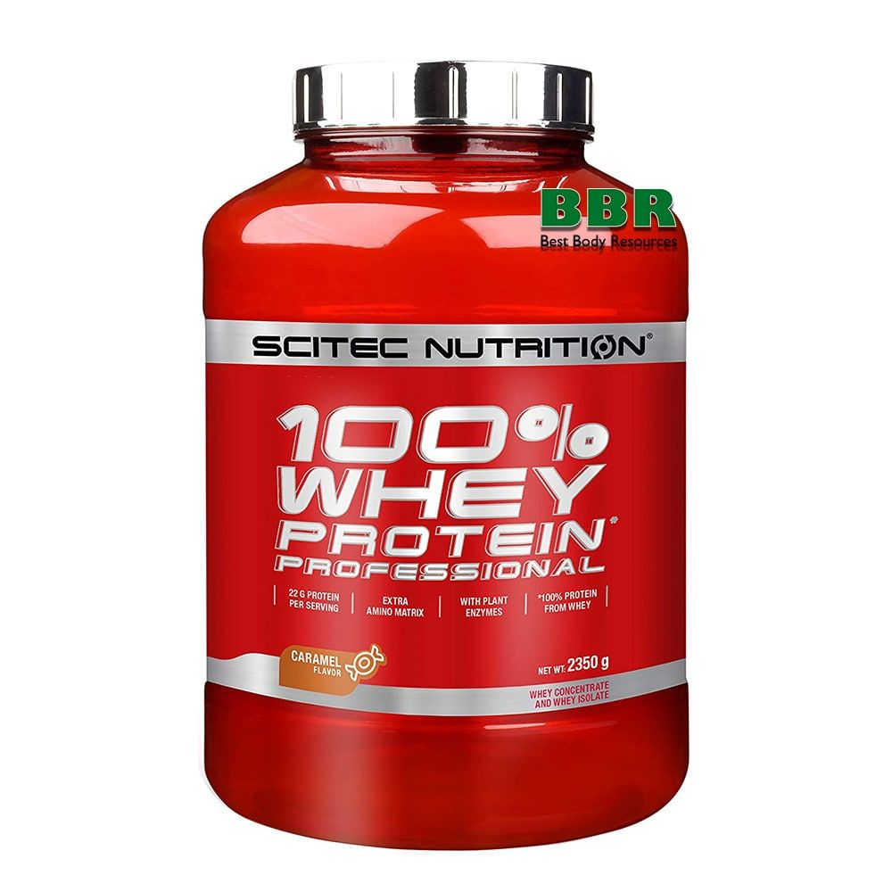 100% Whey Protein Professional 2350g, Scitec Nutrition