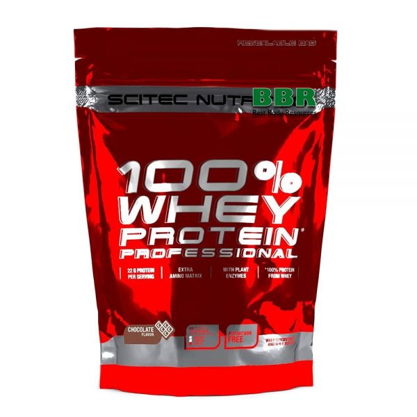 100% Whey Protein Professional 500g, Scitec Nutrition