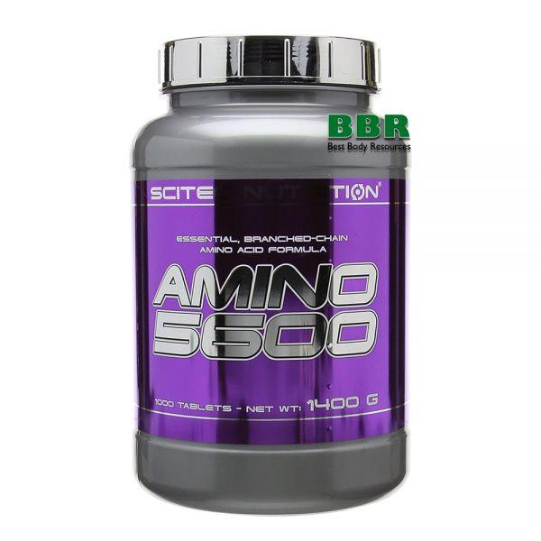 Amino 5600 1000tab, Scitec Nutrition