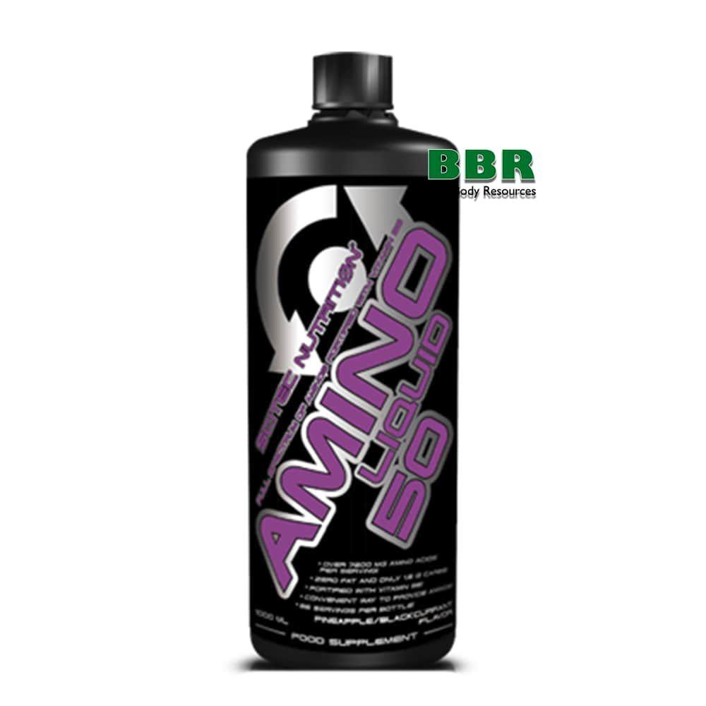 Amino Liquid 50 1000ml, Scitec Nutrition