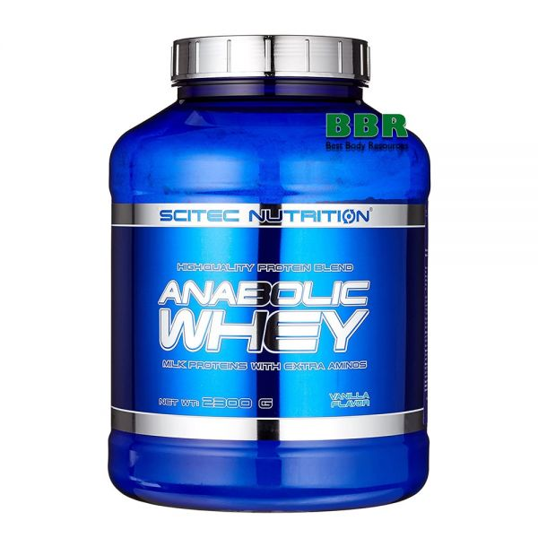 Anabolic Whey 2300g, Scitec Nutrition