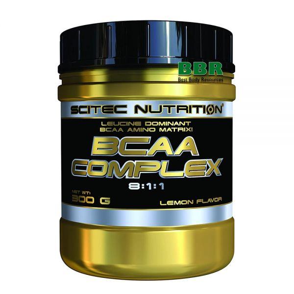 BCAA Complex 300g, Scitec Nutrition
