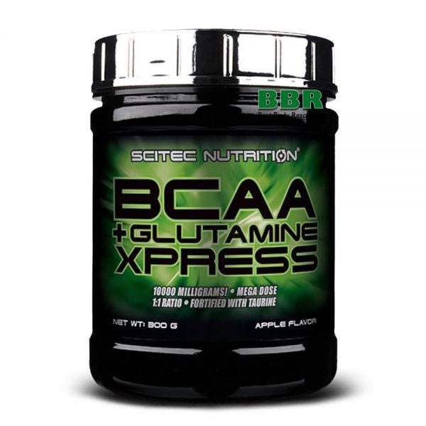 BCAA+Glutamine Xpress 300g, Scitec Nutrition