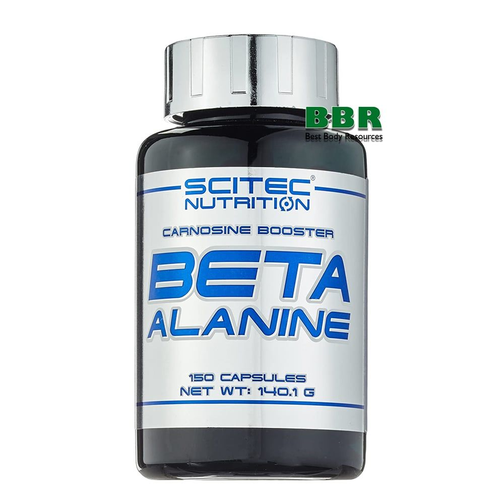 Beta Alanine 150caps, Scitec Nutrition