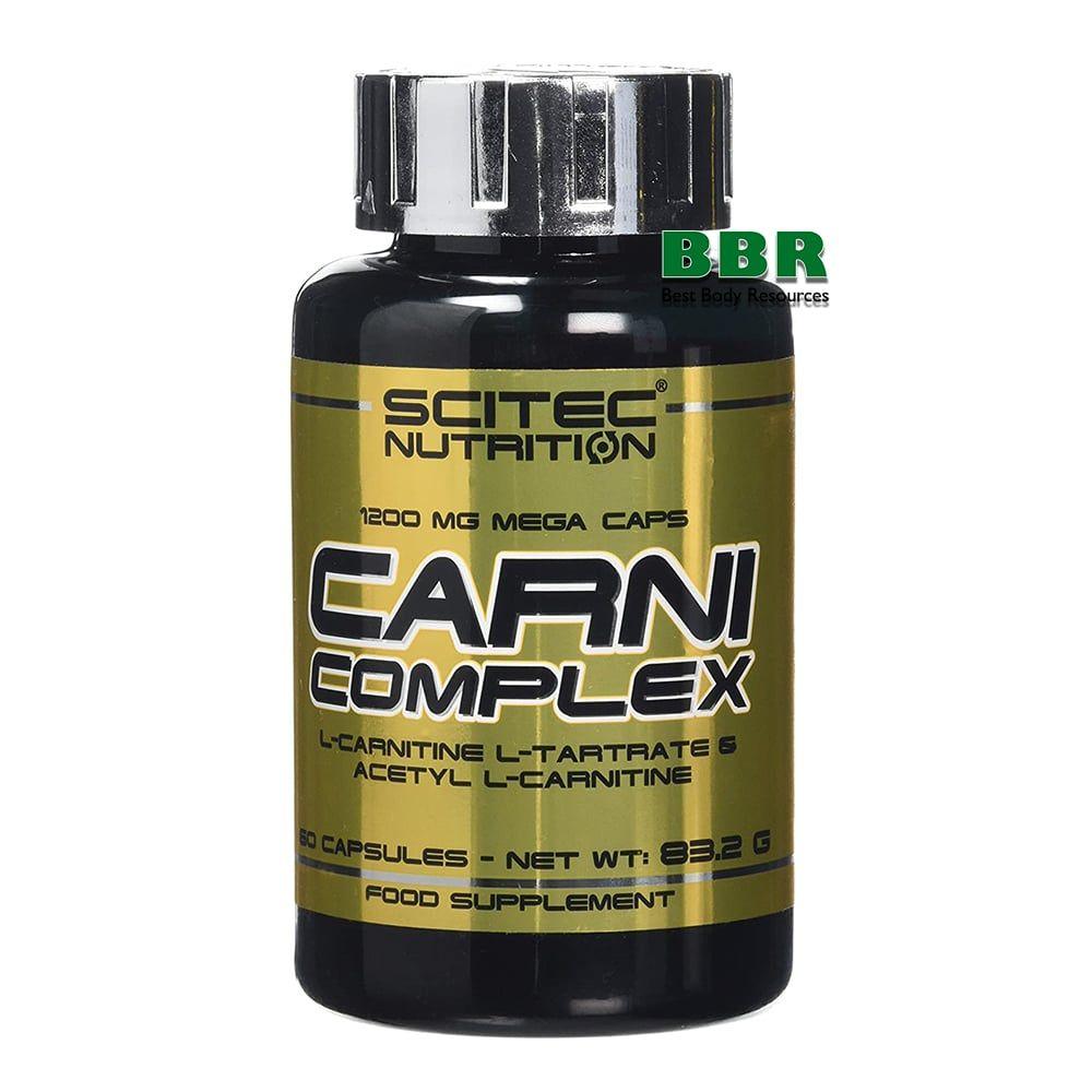 Carni-X 60 caps, Scitec Nutrition
