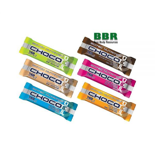 ChocoPro Bar 55g, Scitec Nutrition