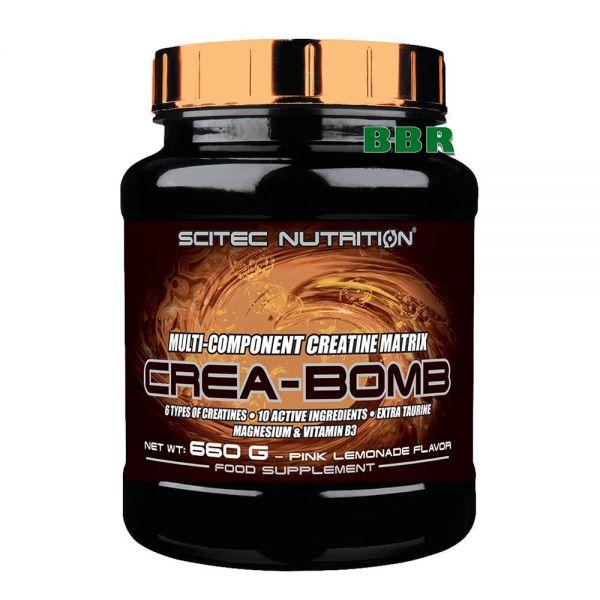Crea-Bomb 660g, BioTech