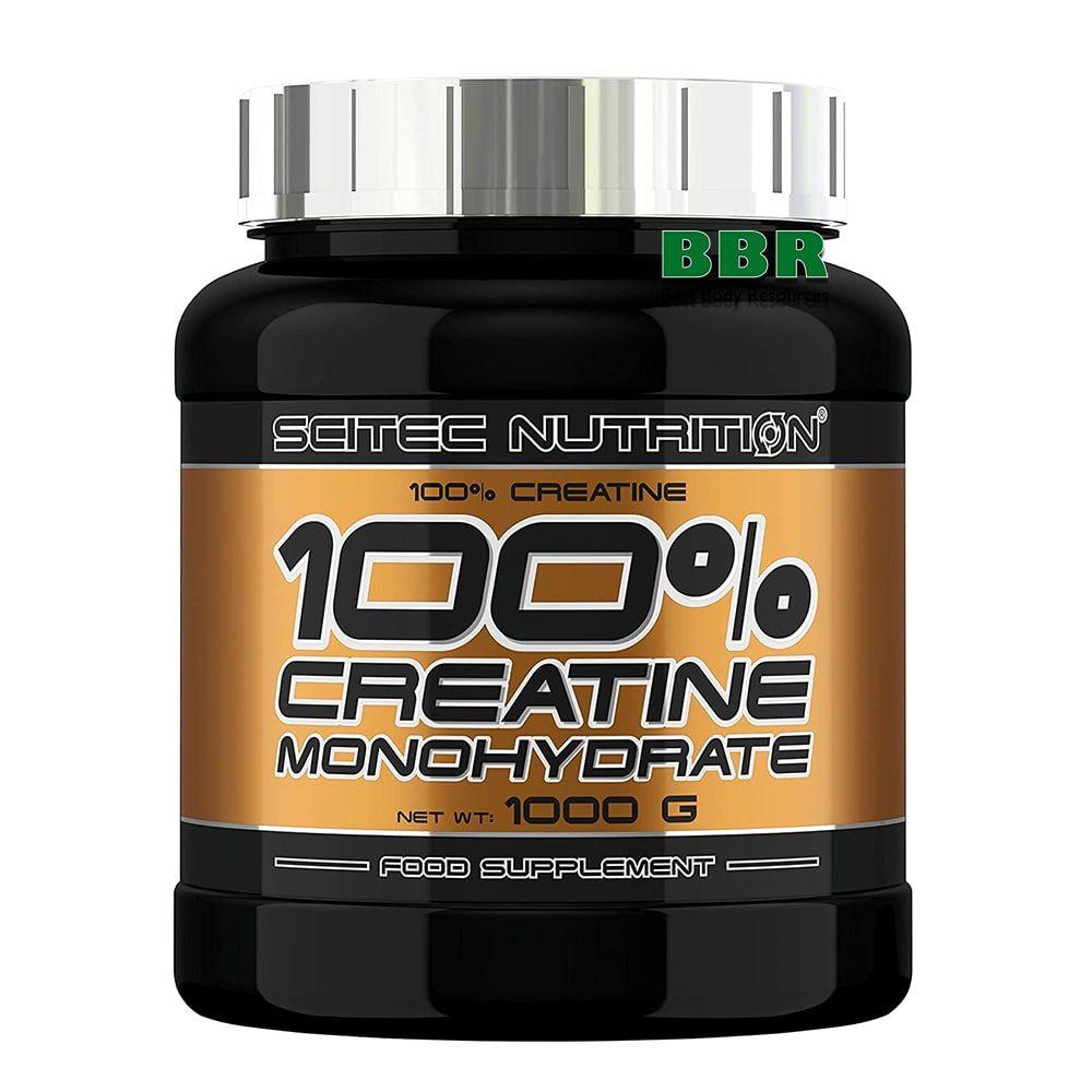 Creatine Monohydrate 1000g, Scitec Nutrition