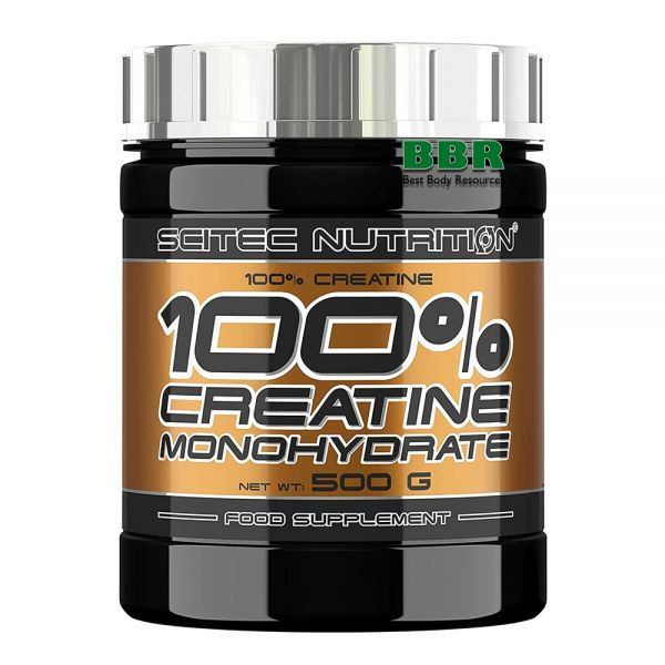 Creatine Monohydrate 500g, Scitec Nutrition