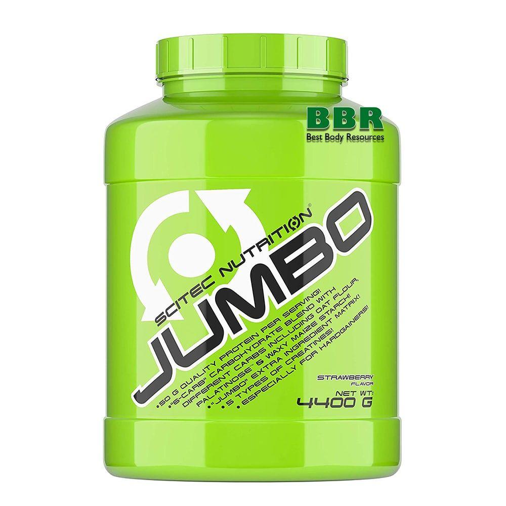 Jumbo 4400g, Scitec Nutrition