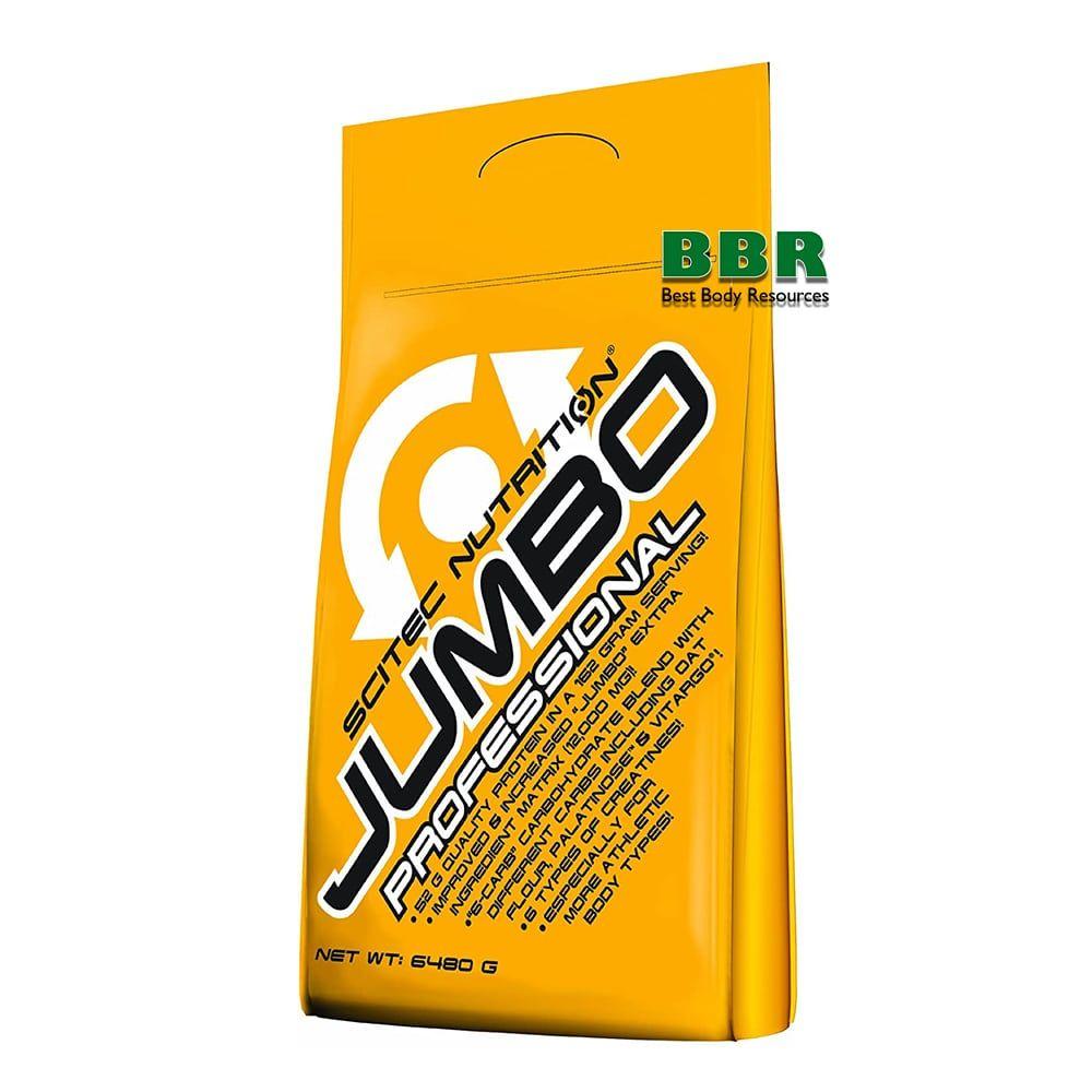 Jumbo Prof. 6480g, Scitec Nutrition