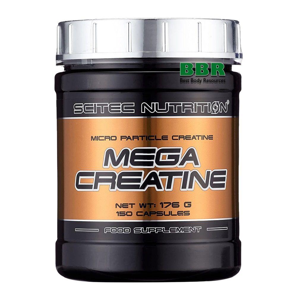 Mega Creatine 150caps, Scitec Nutrition