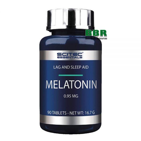Melatonin 0.95 90tabs, Scitec Nutrition
