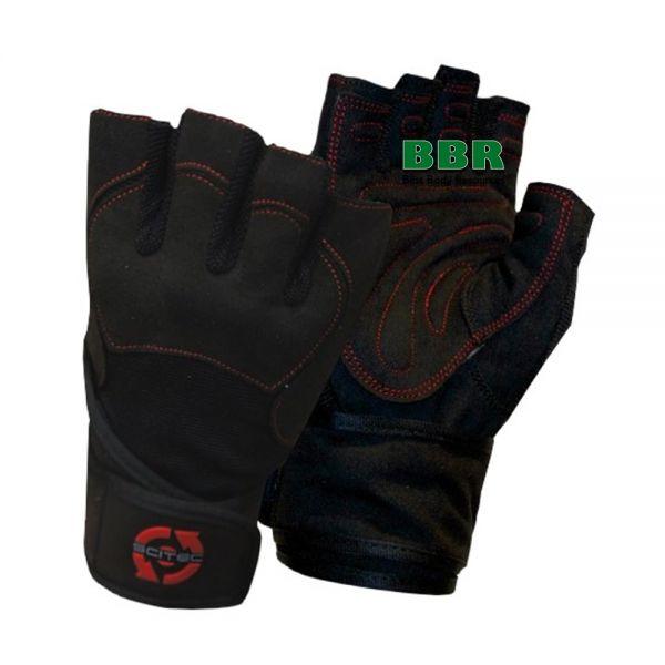 Перчатки Gloves Scitec Red Style, Scitec Nutrition