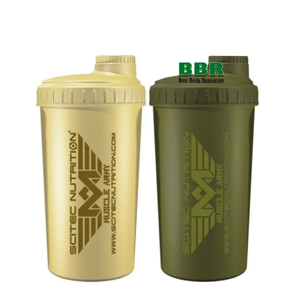 Шейкер Muscle Army 700ml, Scitec Nutrition