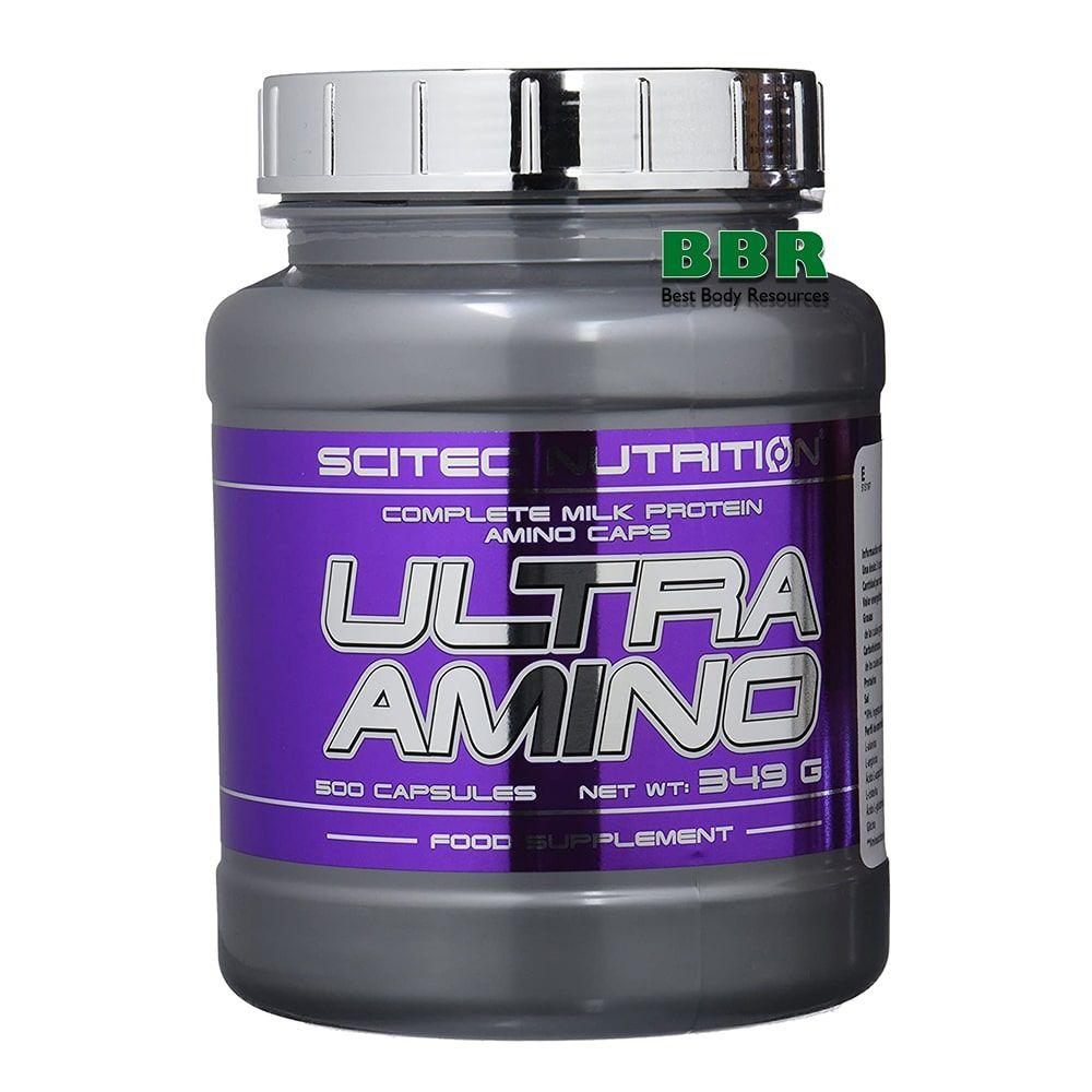 Ultra Amino 500caps, Scitec Nutrinion