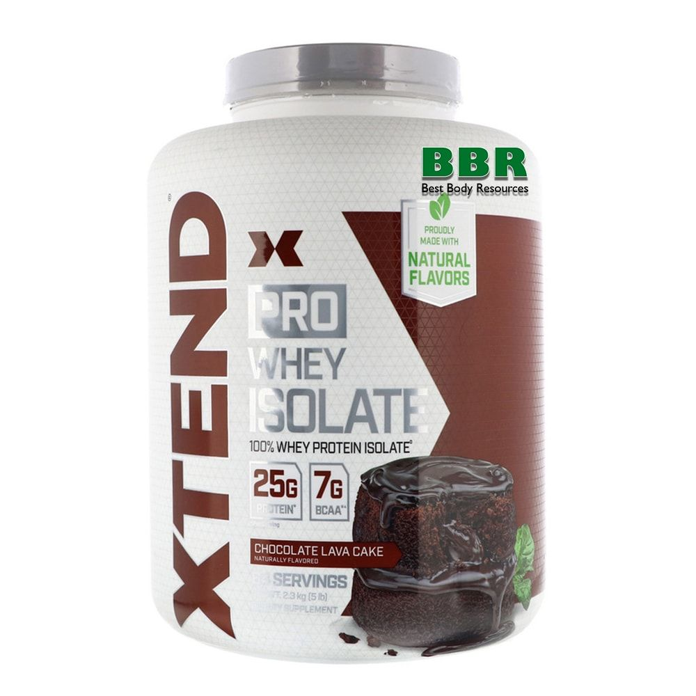 Xtend Pro Whey Isolate 2270g, Scivation