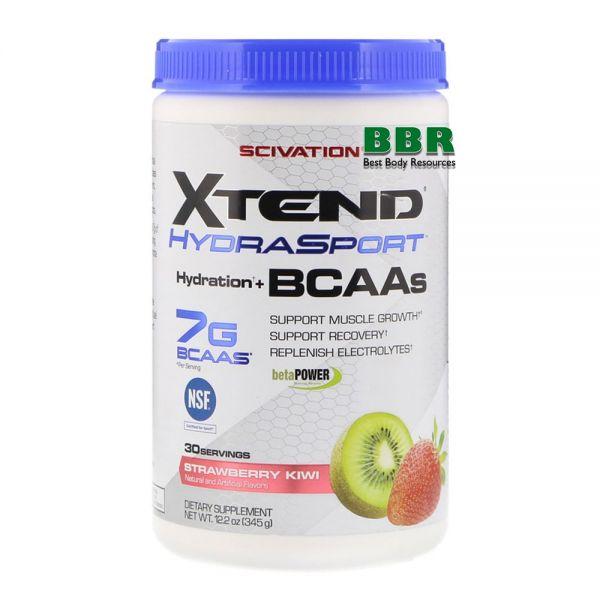 Xtend BCAA HydraSport 30 Servings, Scivation