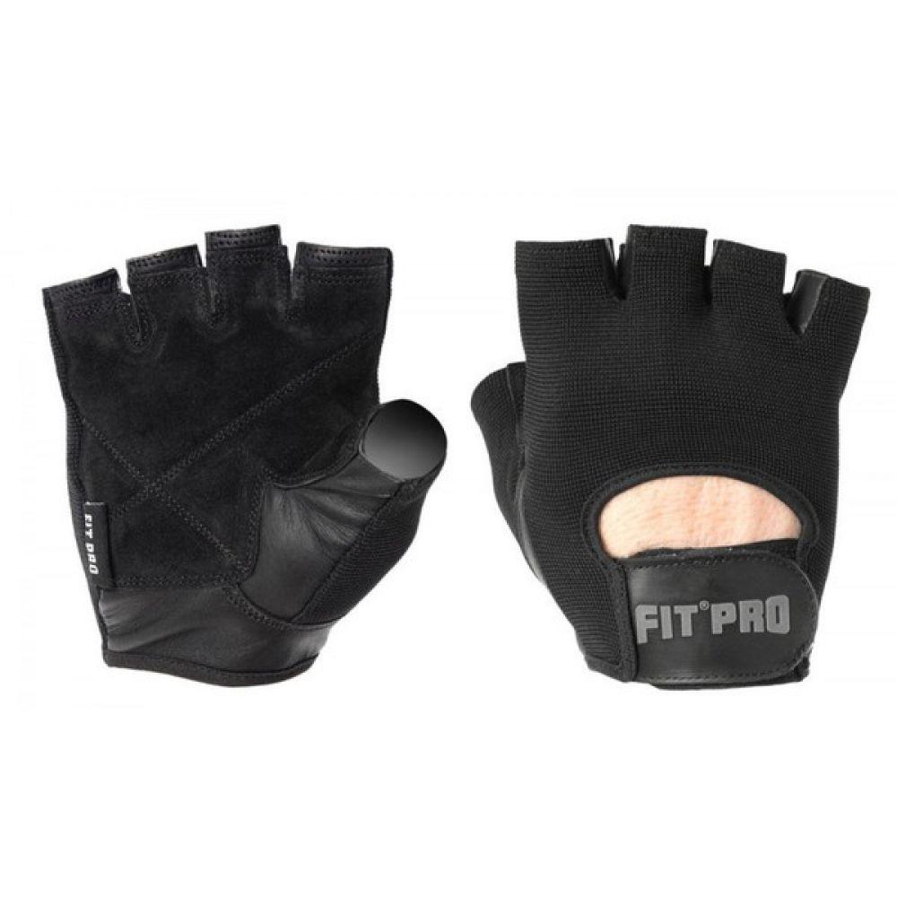 Перчатки B 1 PRO FP-07 Black, Power System