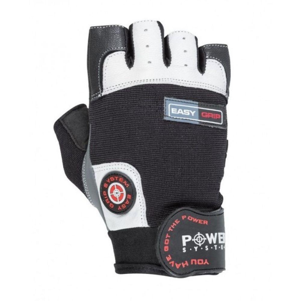 Перчатки Easy Grip PS-2670 Black-White, Power System