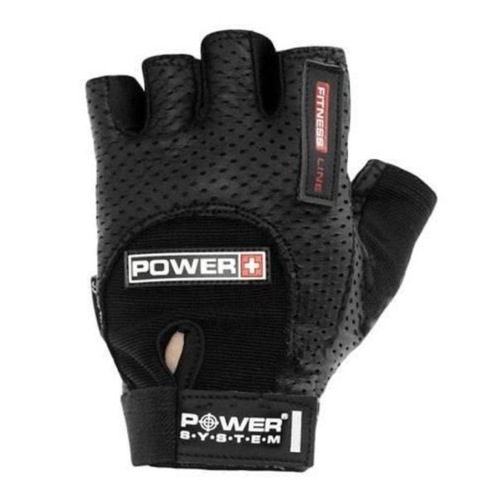 Перчатки Power Plus PS-2500 Black, Power System